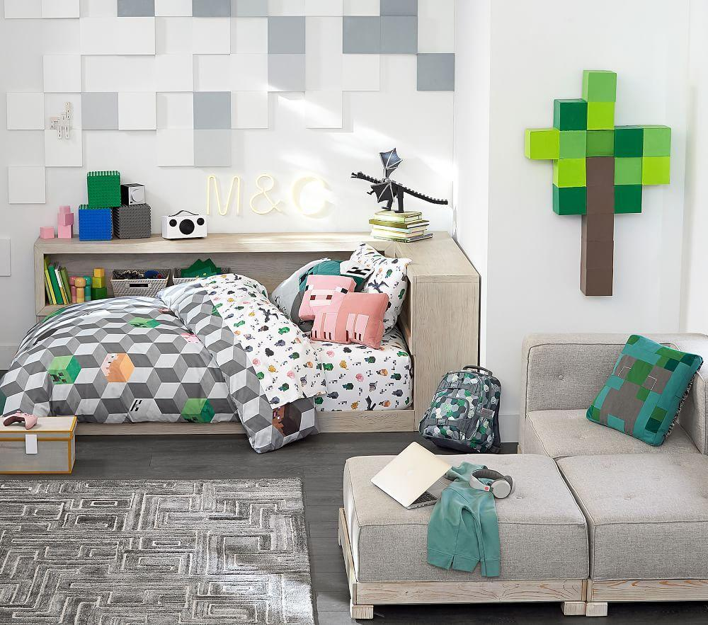 Minecraft Creeper Cushion
