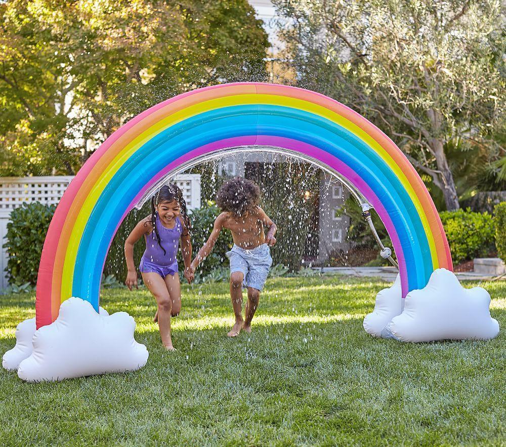 Rainbow Inflatable Sprinkler
