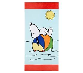 Snoopy® Beach Ball Beach Towel