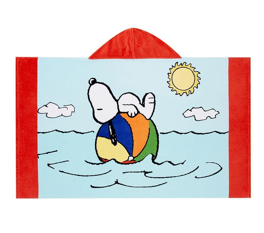 Snoopy® Beach Ball Beach Wrap