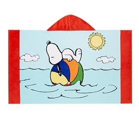 Snoopy® Beach Ball Beach Wrap