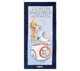 <em></div>Star Wars</em>™ Droid™ Beach Towel