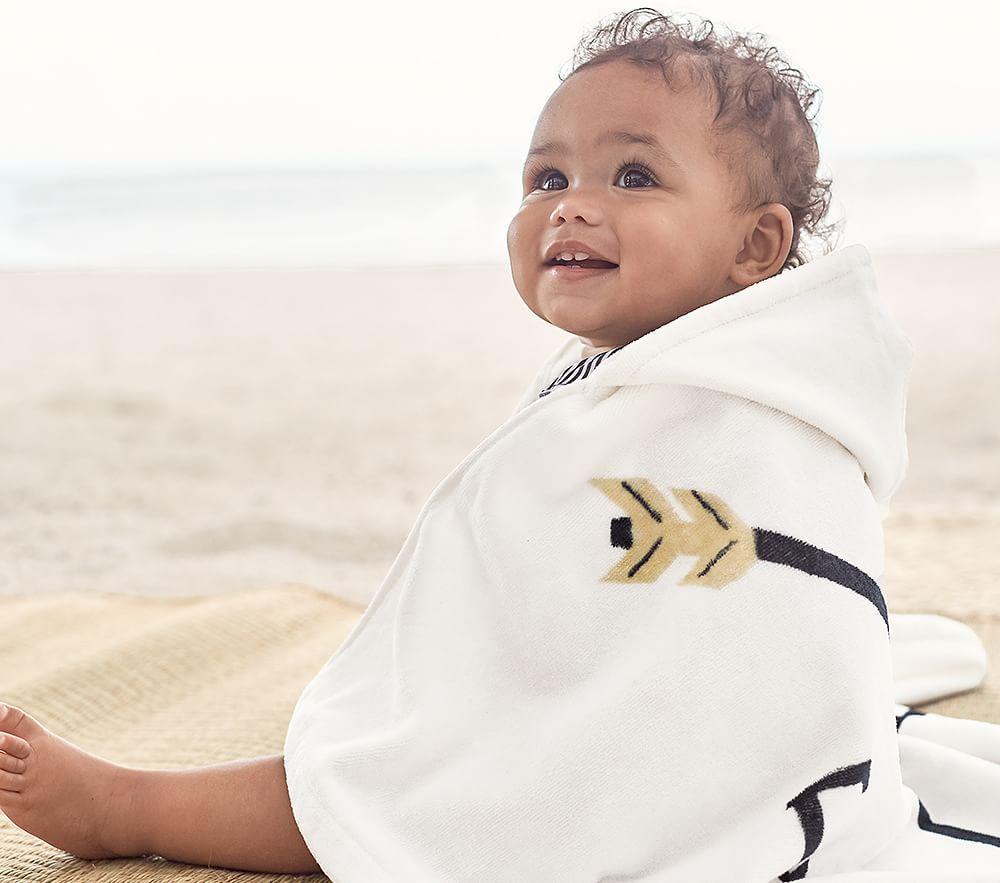 The Emily & Meritt Love Baby Beach Wrap