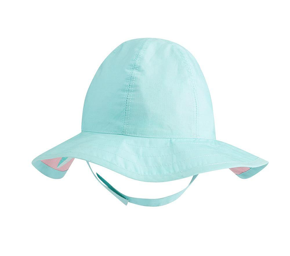 Whale Reversible Hat & Nappy Cover
