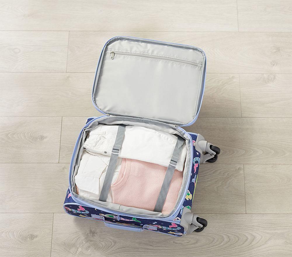 Mackenzie Aqua Disney Princess Luggage