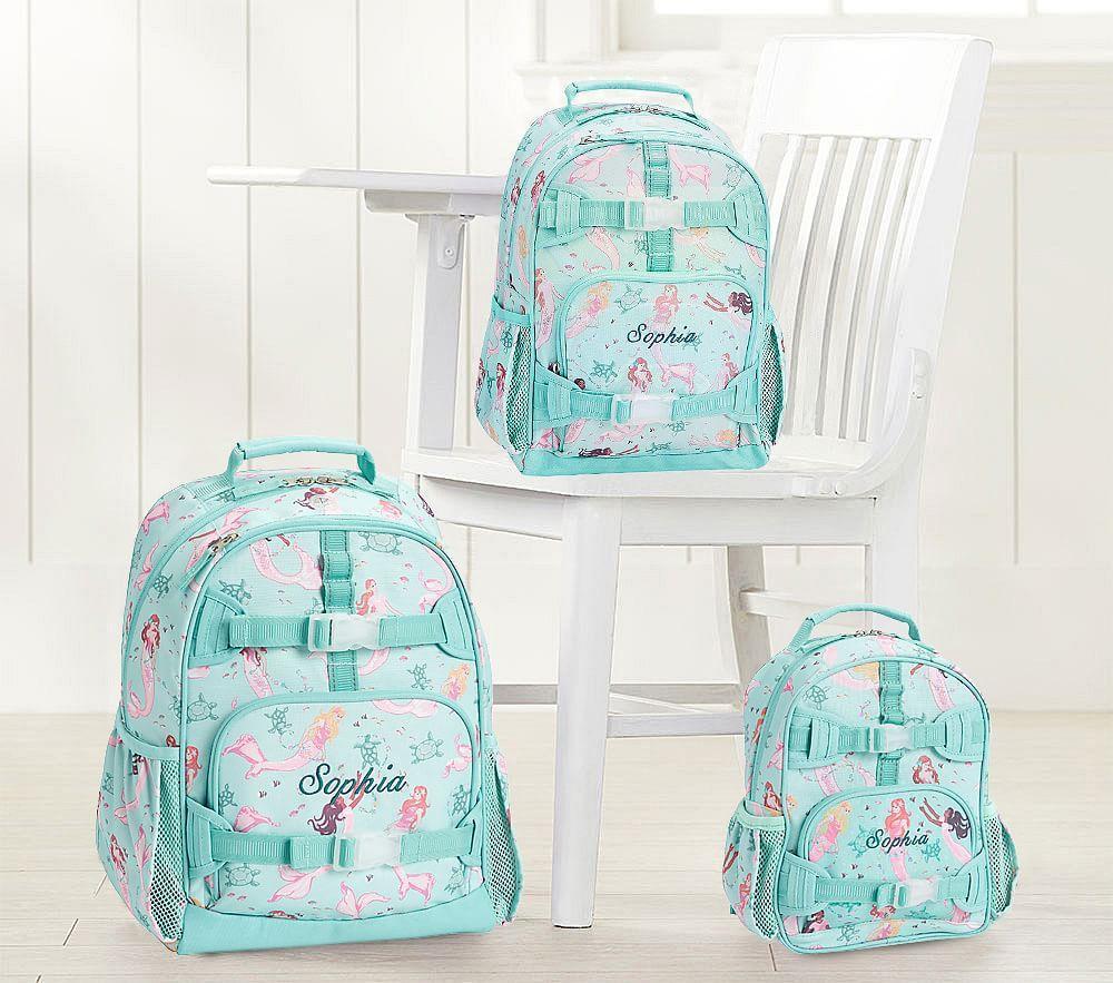 Mackenzie Aqua Magical Mermaid Backpacks
