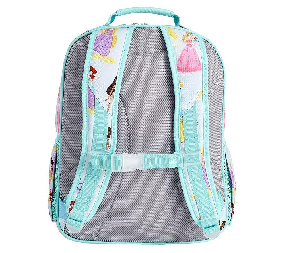 Mackenzie Aqua Disney Princess Backpack Pottery Barn Kids Au