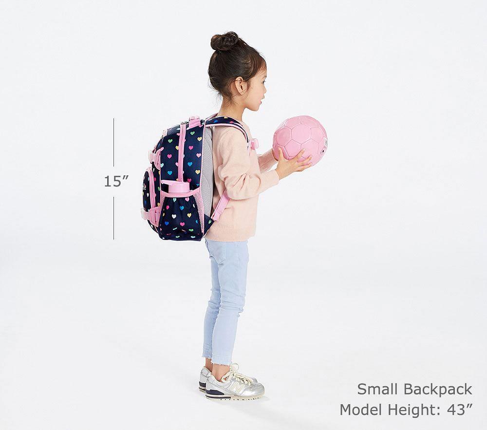 Mackenzie Pink Glitter Backpacks