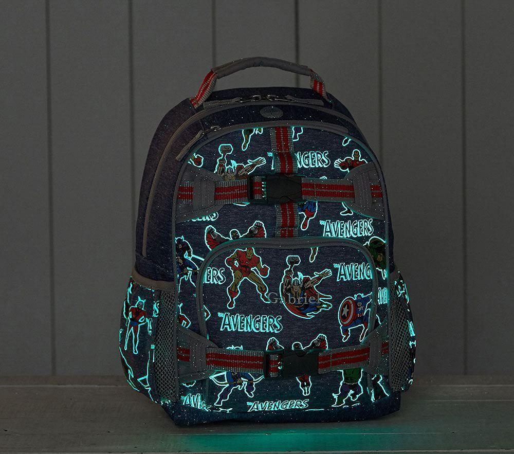 Marvel™ Glow-in-the-Dark Avengers Backpacks
