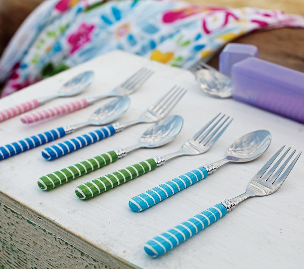 Utensils Amp Carrying Case Set Pottery Barn Kids