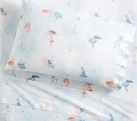 Organic Celeste Fairy Sheet Set