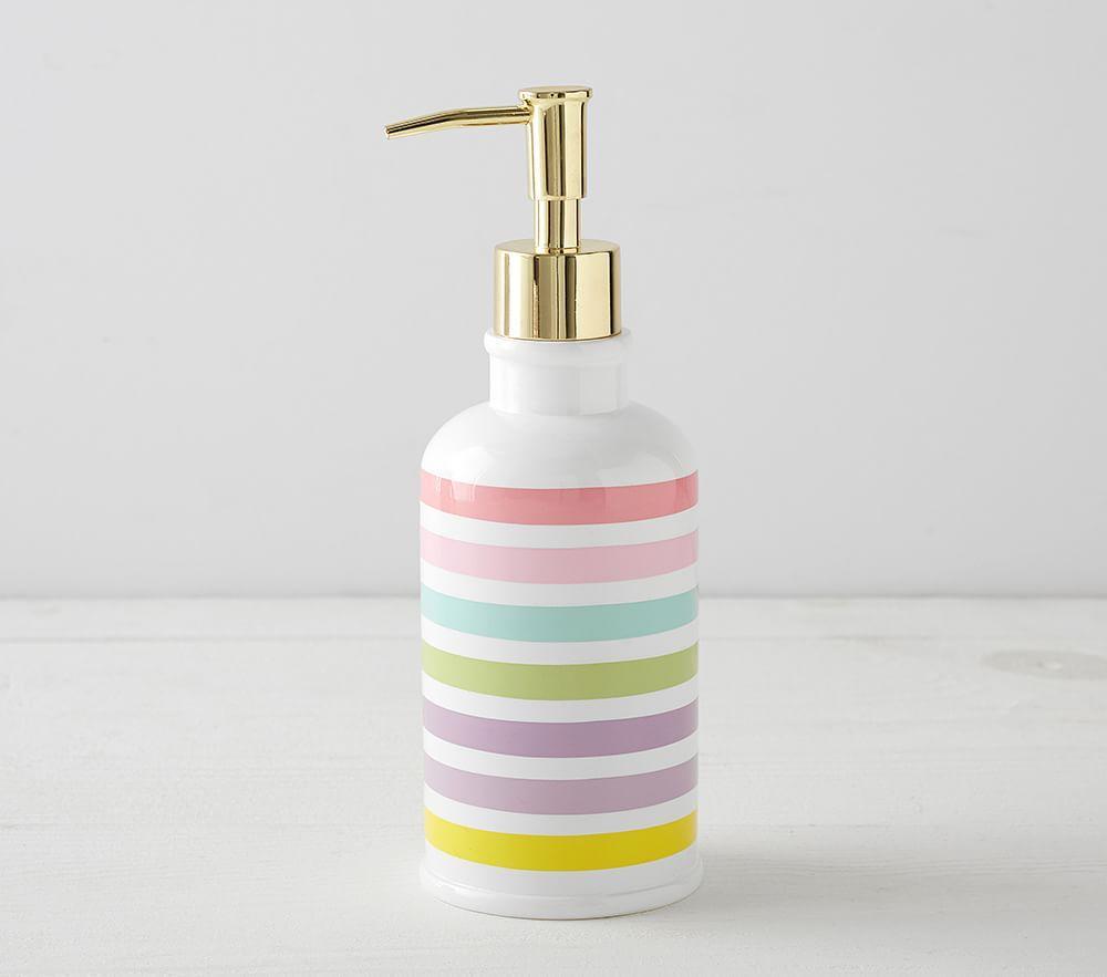 Rainbow Bath Accessories