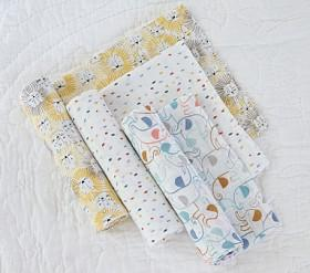 Retro Prep Muslin Swaddle Set