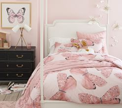 Girl Quilt Covers