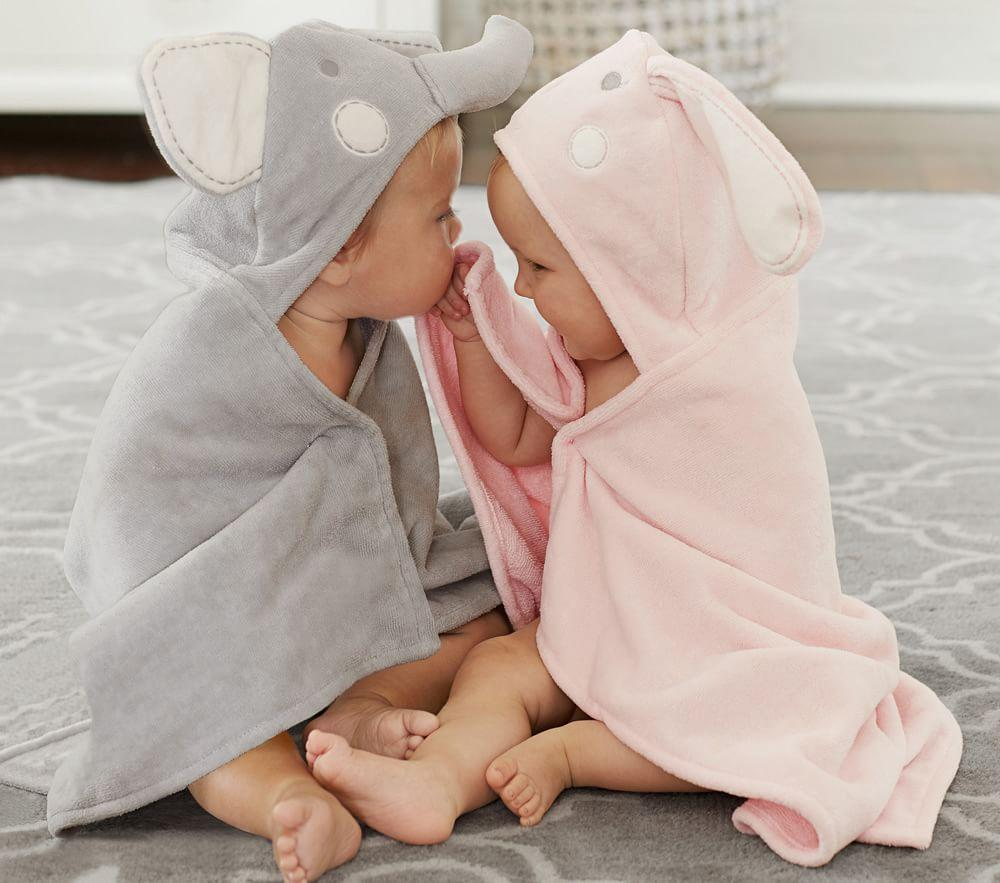 Nursery Animal Wraps