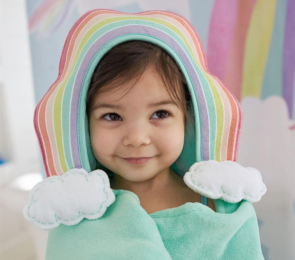 Rainbow Bath Wrap