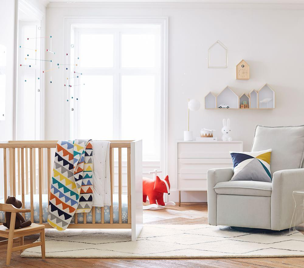 west elm x pbk Baby Souk Nursery Rug