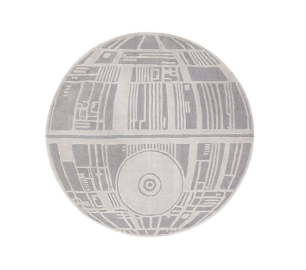 Death Star™ Round Rug