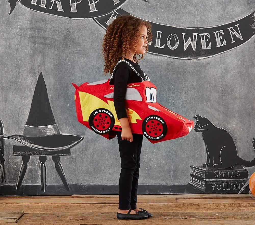 Disney•Pixar <em>Cars</em> Lightning McQueen Costume
