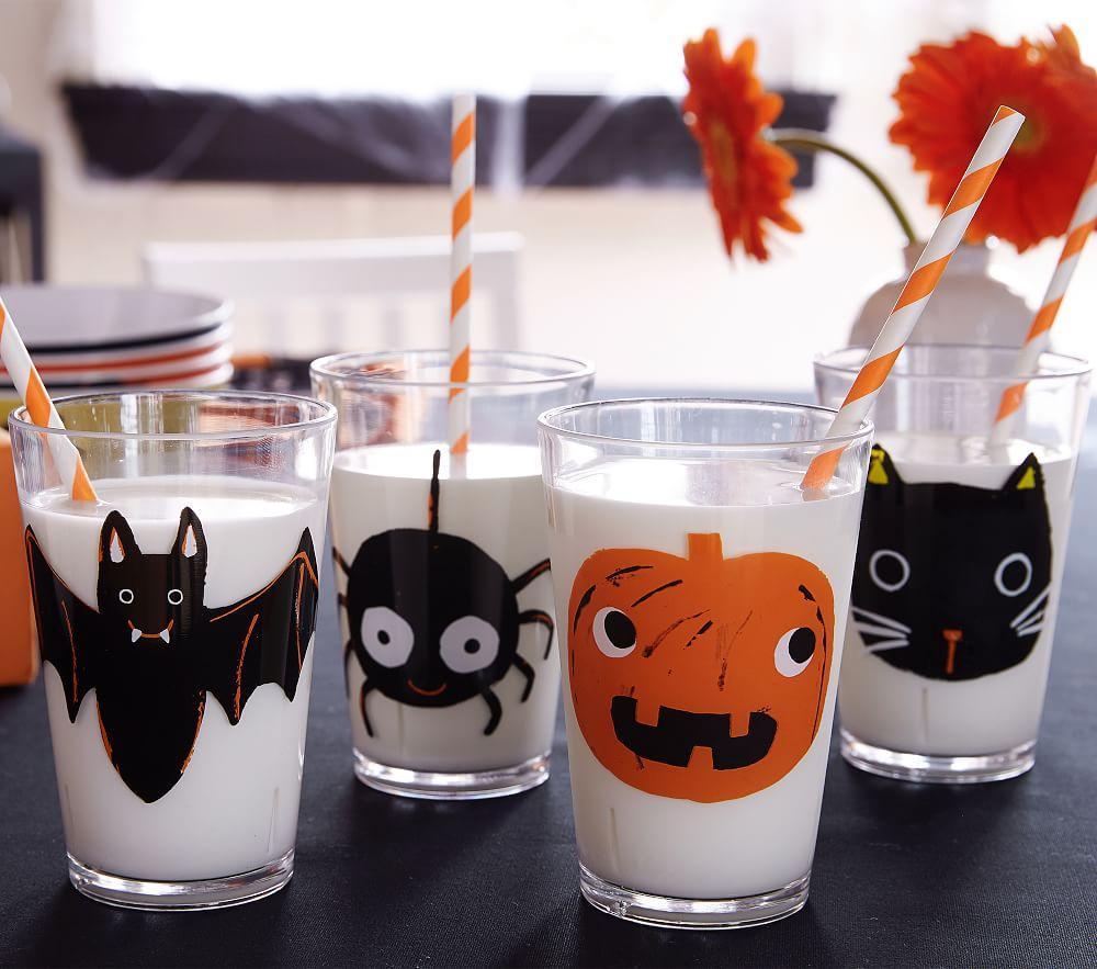 Halloween Tumblers