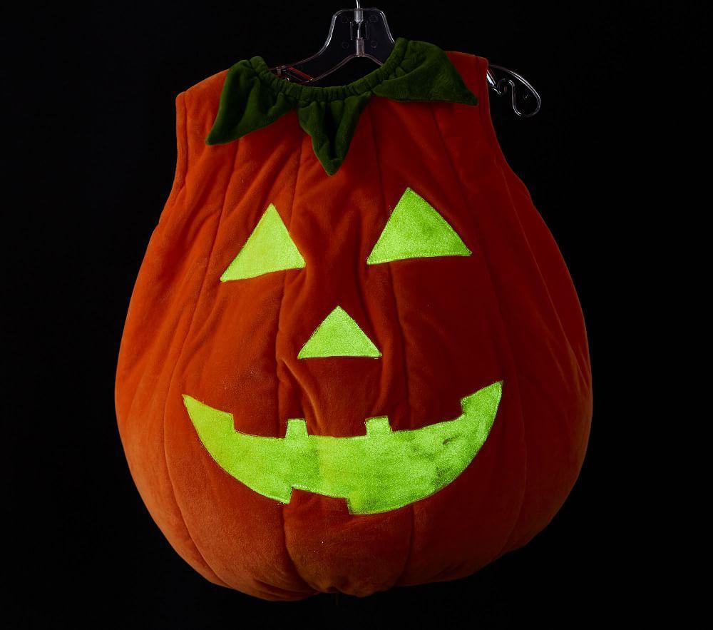 Glowing Pumpkin Costume