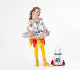 Light Up 3D UFO Costume