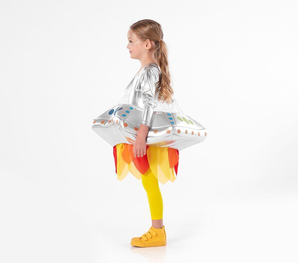 Light Up 3D UFO Costume