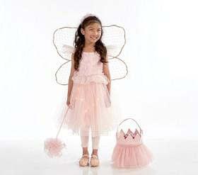 Light Up Pink Flower Magical Fairy Costume