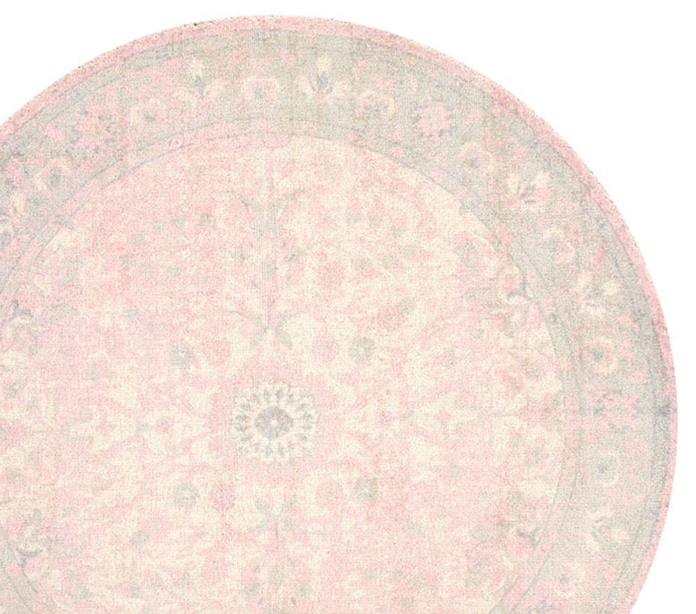 Monique Lhuillier Antique Round Rug