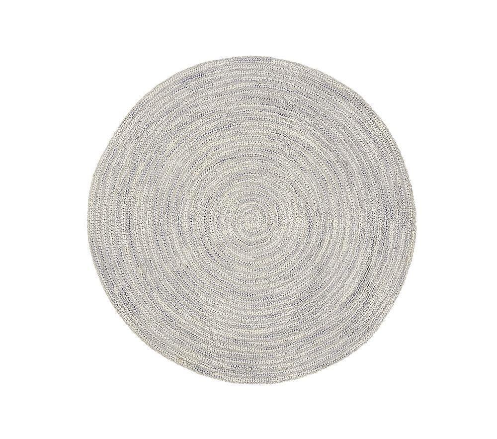 Round Mercer Rug