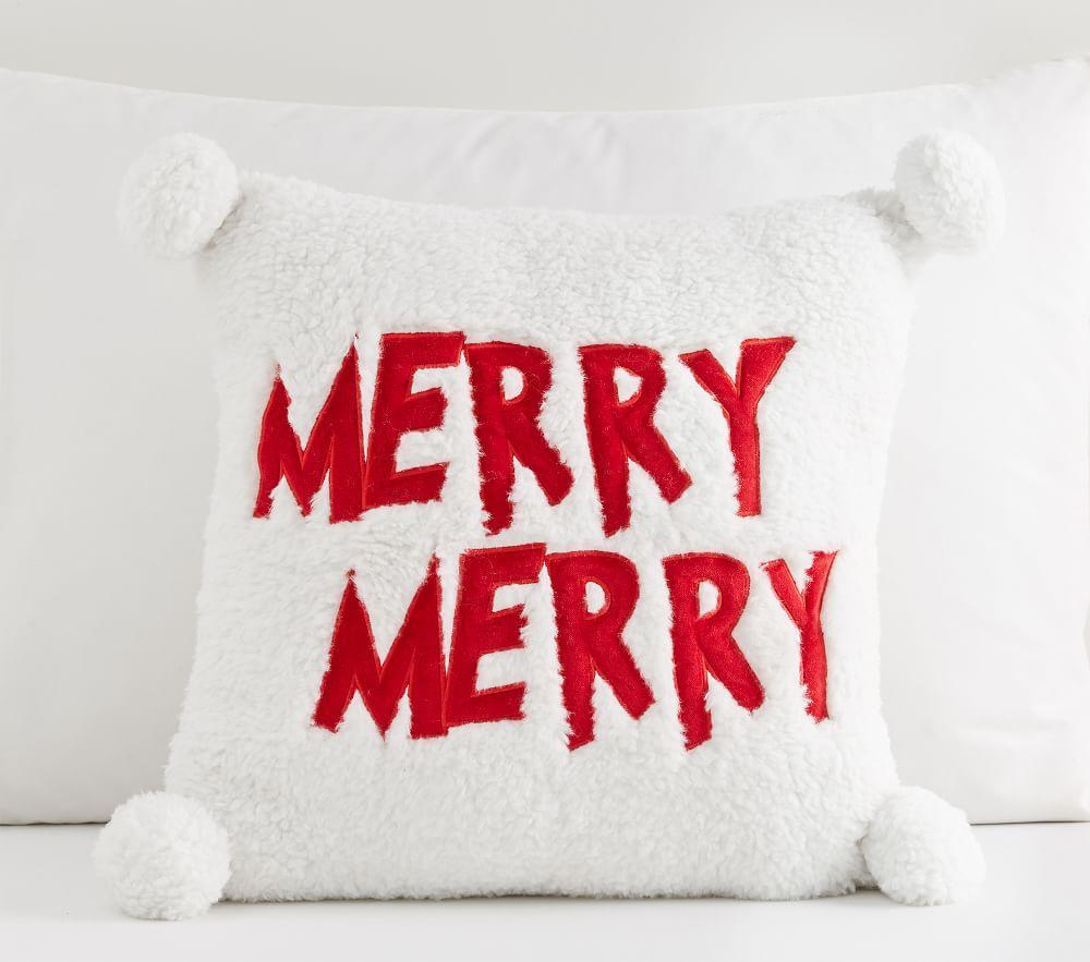 Merry Grinch™ Cushion