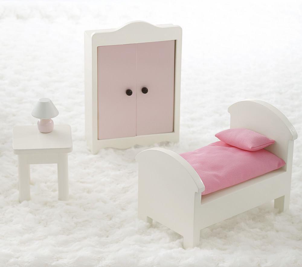 Dollhouse Bedroom Set