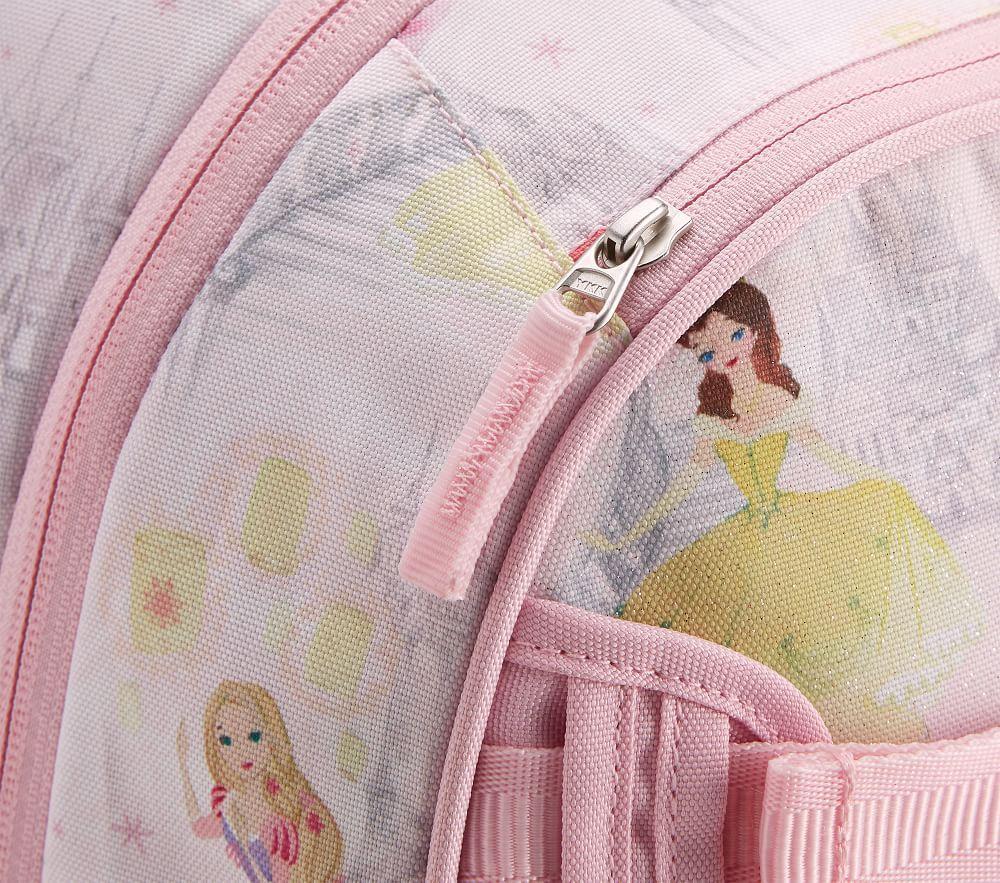 Mackenzie Disney Princess Castle Shimmer Backpack
