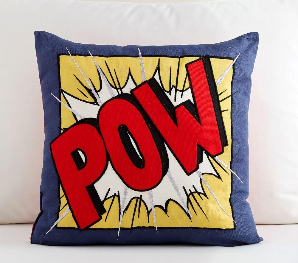 Pow Light Up Cushion