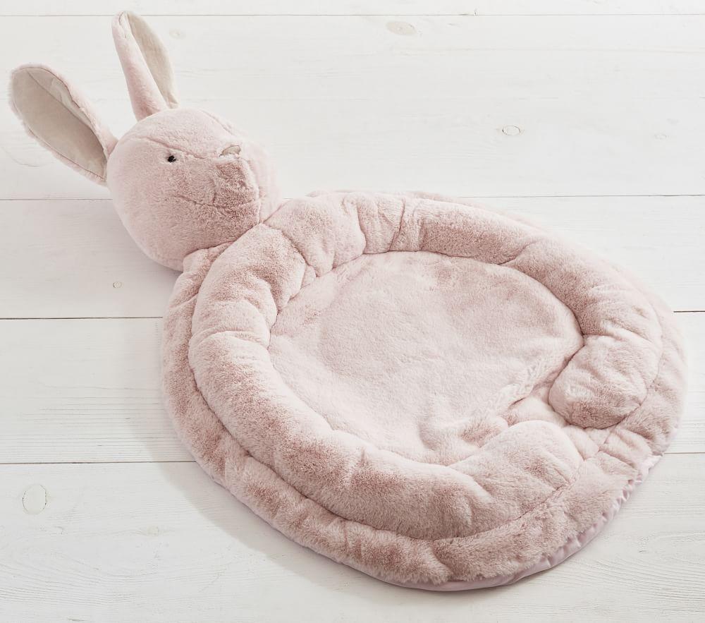 Blush Bunny Interactive Playmat