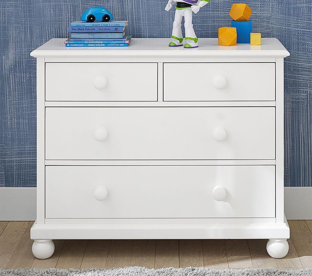 Catalina Dresser - Simply White