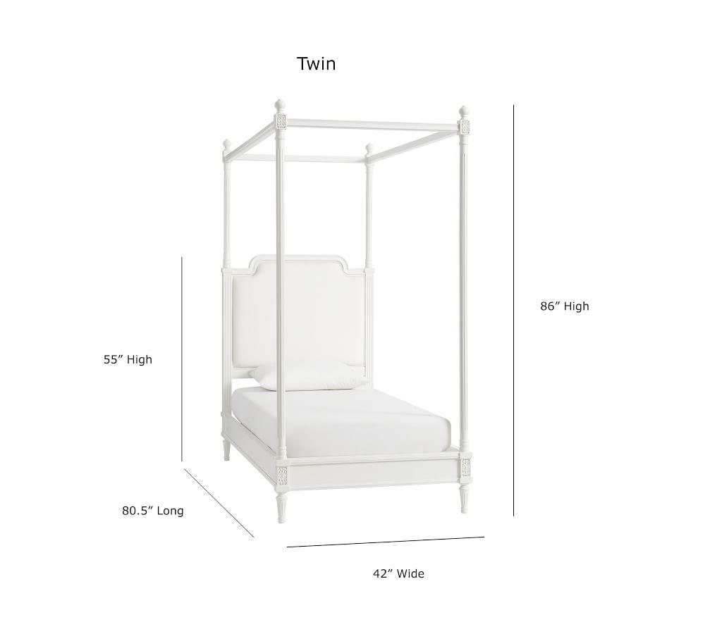 Colette Canopy Bed