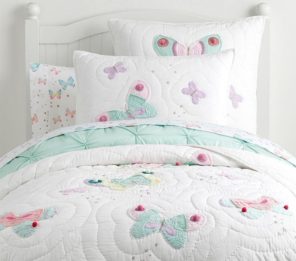 Gigi Butterfly Comforter