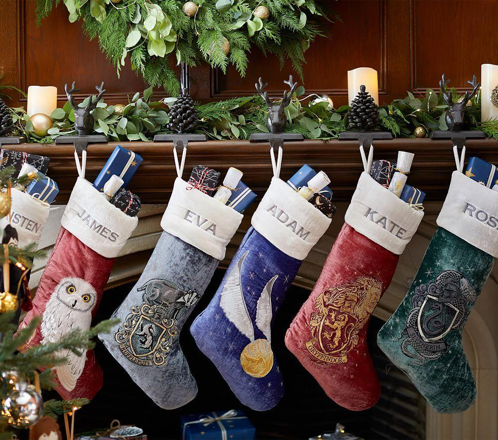 Golden Snitch™ Harry Potter™ Stocking