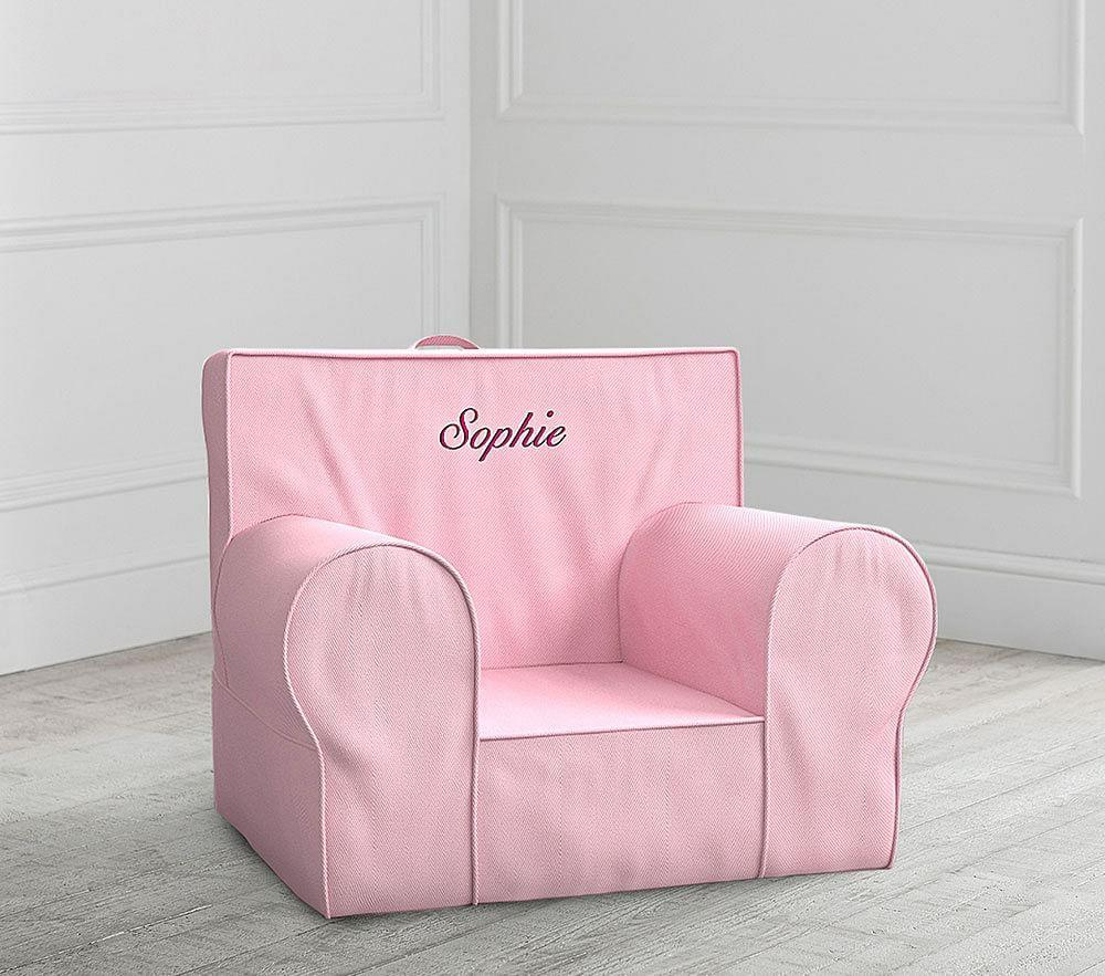 Light Pink Anywhere Chair