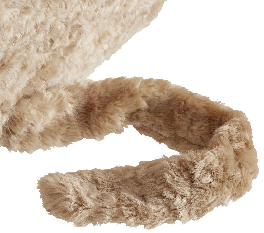 Labradoodle Faux Fur Anywhere Chair®