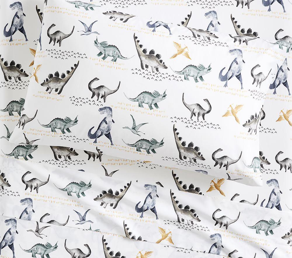 Organic Jurassic Sheet Set