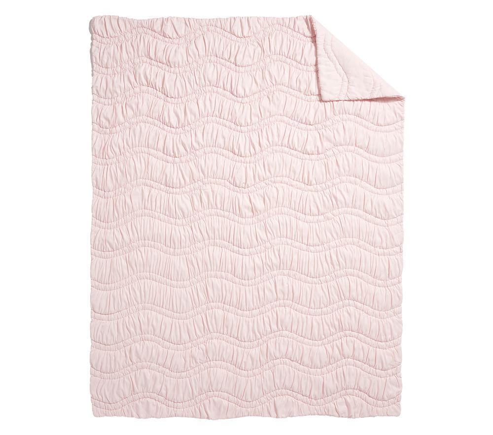 Pearl Microfibre Dream Puff Comforter