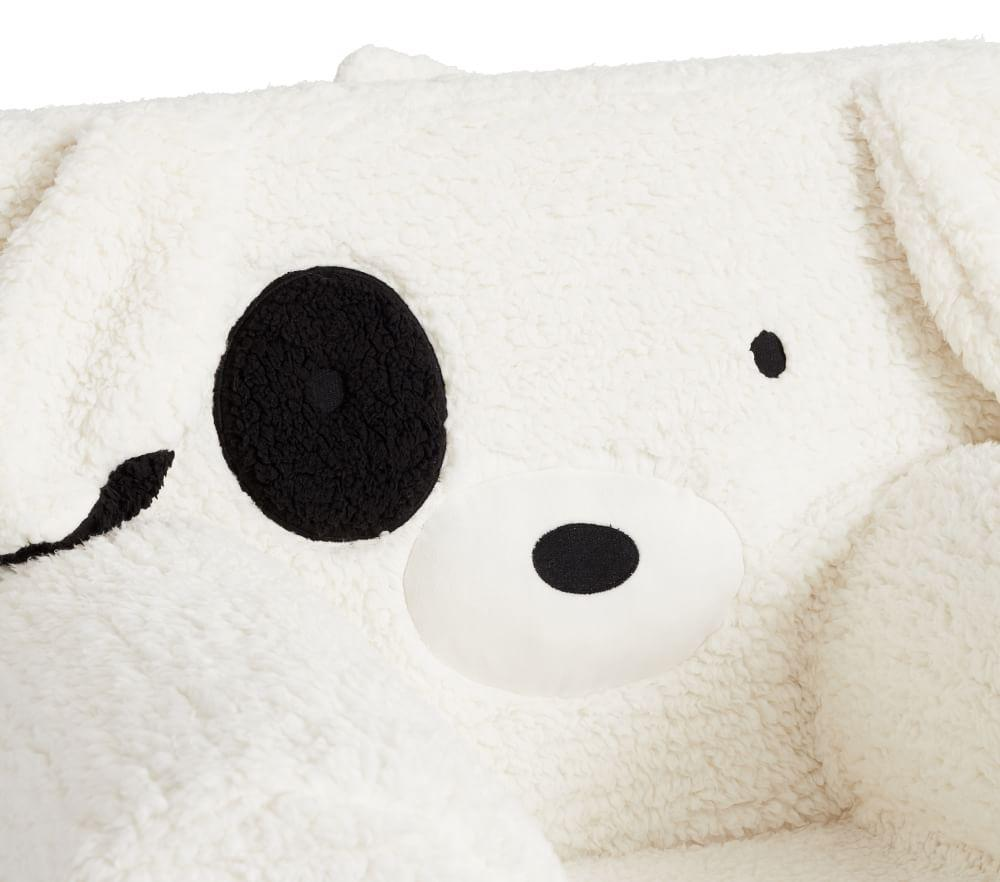 Puppy Cosy Sherpa Anywhere Chair®