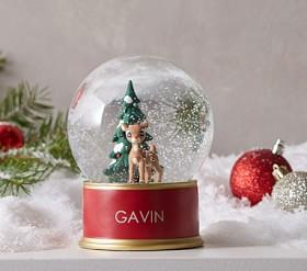 Rudolph The Red-Nosed Reindeer® Snow Globe