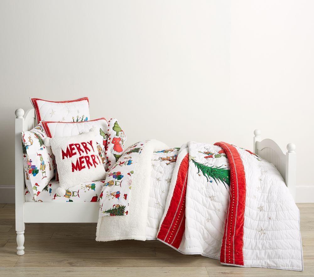 Dr. Seuss's The Grinch & Max™ Sheet Set