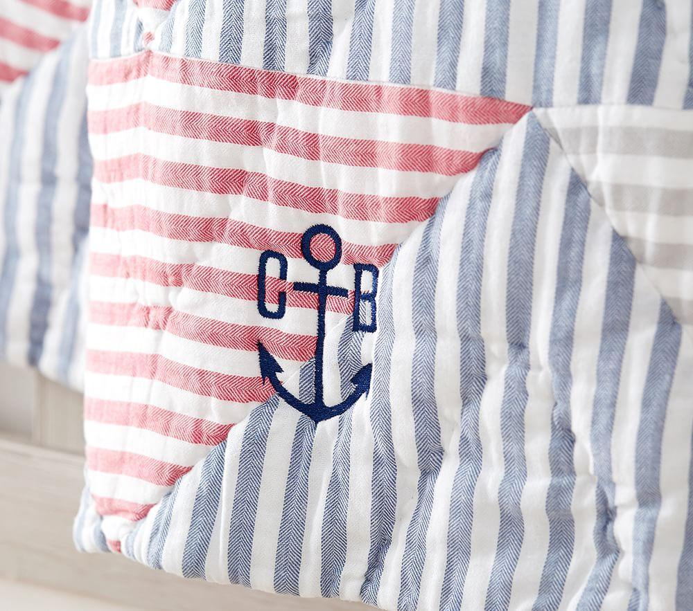 Cole Nautical Baby Bed Linen