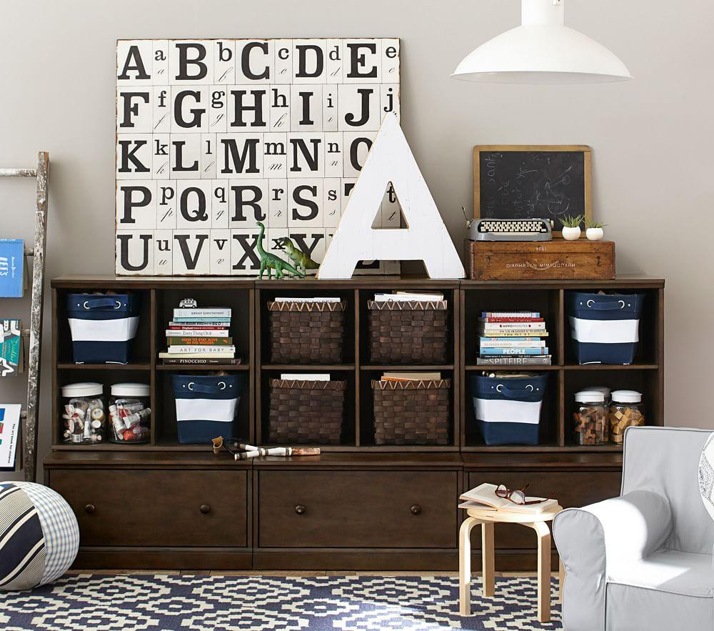 Build Your Own Cameron Wall System Pottery Barn Kids