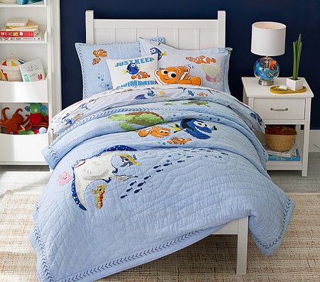 Disney And Pixar Finding Nemo Bedroom