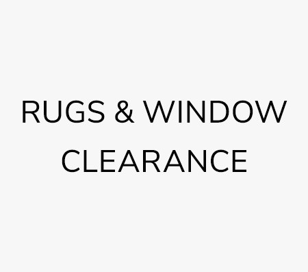 Rug & Curtain Clearance